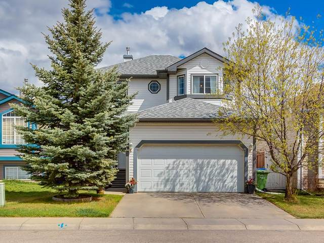 24 Creek Gardens Close NW, Airdrie, AB T4B 2P8 (#C4304968) :: Redline Real Estate Group Inc