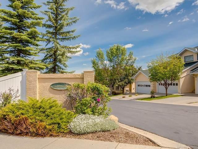 200 Sandstone Drive NW #15, Calgary, AB T3K 4N7 (#C4304974) :: Virtu Real Estate