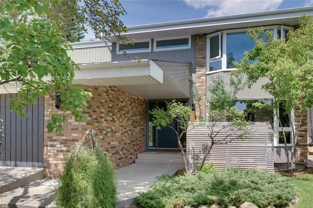 28 Deer Ridge Court SE, Calgary, AB T2J 5X9 (#C4304978) :: Calgary Homefinders