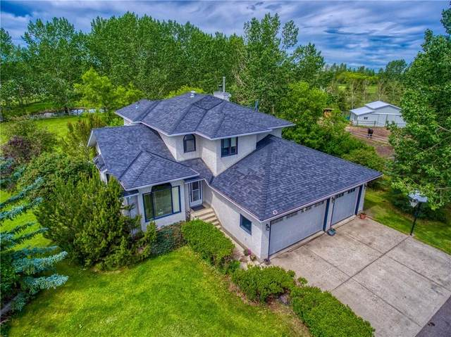 235169 Range Road 275A Road, Rural Rocky View County, AB T2P 2G7 (#C4304996) :: The Cliff Stevenson Group