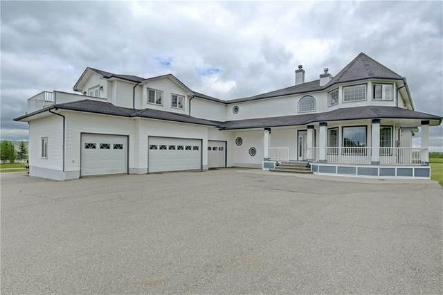 7 Livingstone Estates, Rural Rocky View County, AB T3Z 1E1 (#C4305013) :: Canmore & Banff