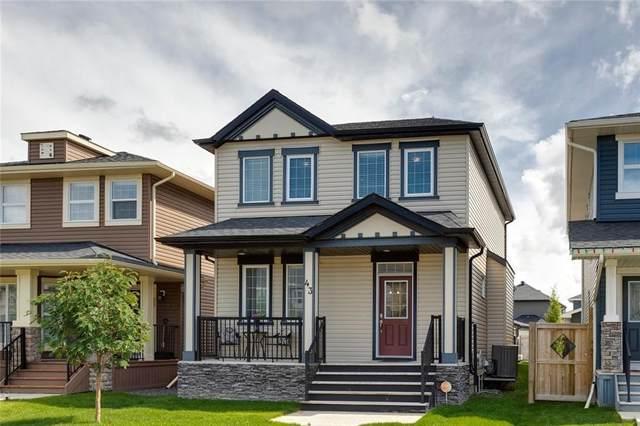 43 Evanspark Road NW, Calgary, AB T3P 0G7 (#C4305033) :: The Cliff Stevenson Group