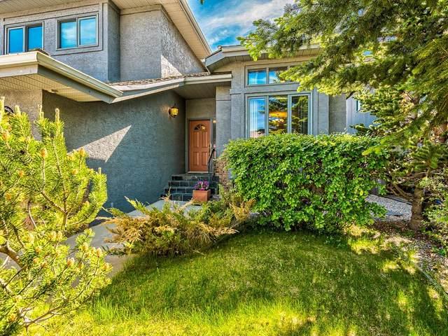 130 Edgepark Way NW, Calgary, AB T3A 4S5 (#C4305048) :: The Cliff Stevenson Group