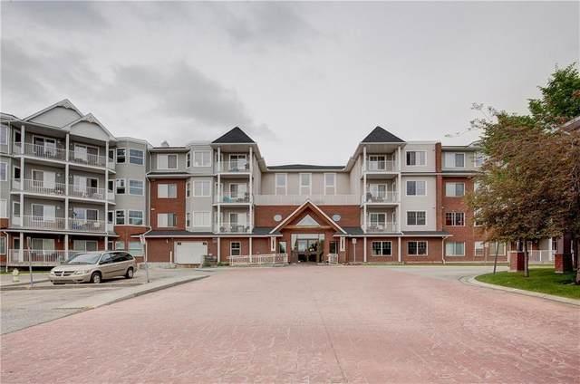 8 Prestwick Pond Terrace SE #316, Calgary, AB T2Z 4P3 (#C4305060) :: Calgary Homefinders