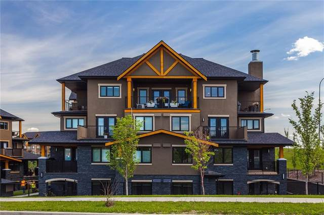 450 Kincora Glen Road NW #3409, Calgary, AB T3R 1S2 (#C4305061) :: The Cliff Stevenson Group