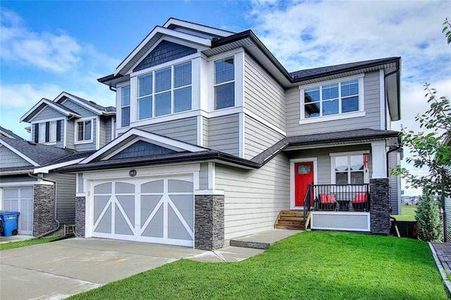 382 Williamstown Green NW, Airdrie, AB T4B 0T2 (#C4305082) :: Redline Real Estate Group Inc