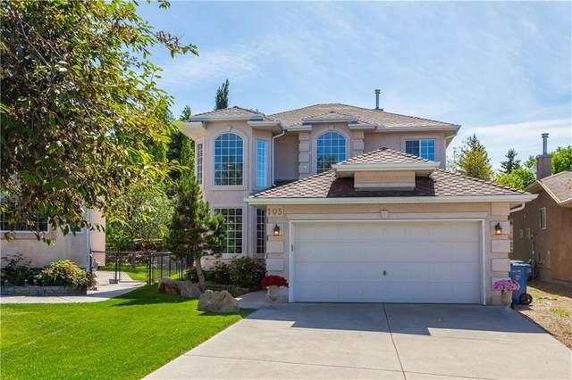 105 Edgebrook Grove NW, Calgary, AB T3A 5V1 (#C4305114) :: The Cliff Stevenson Group