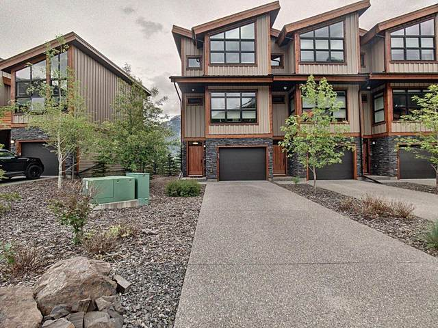 222 Riva Heights, Canmore, AB T1W 3L4 (#C4305116) :: Canmore & Banff