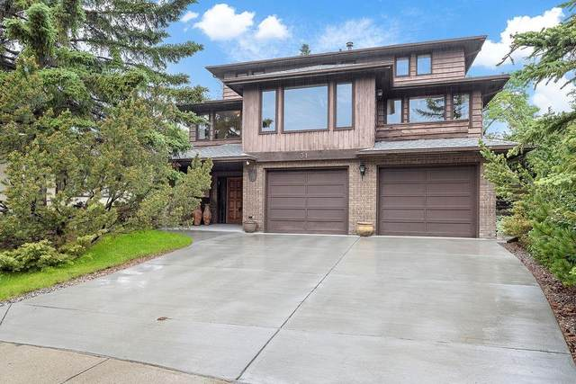 31 Edgewood Place NW, Calgary, AB T3A 2T8 (#C4305127) :: The Cliff Stevenson Group