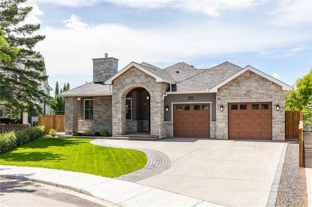25 Rosery Place NW, Calgary, AB T2K 1L3 (#C4305137) :: The Cliff Stevenson Group