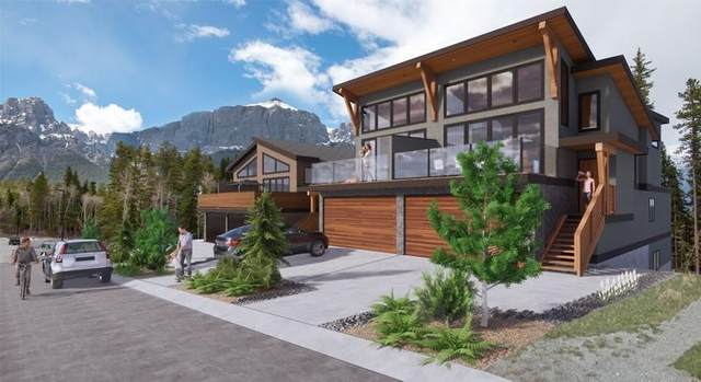 1064 Lawrence Grassi Ridge, Canmore, AB T1W 3C2 (#C4305150) :: The Cliff Stevenson Group