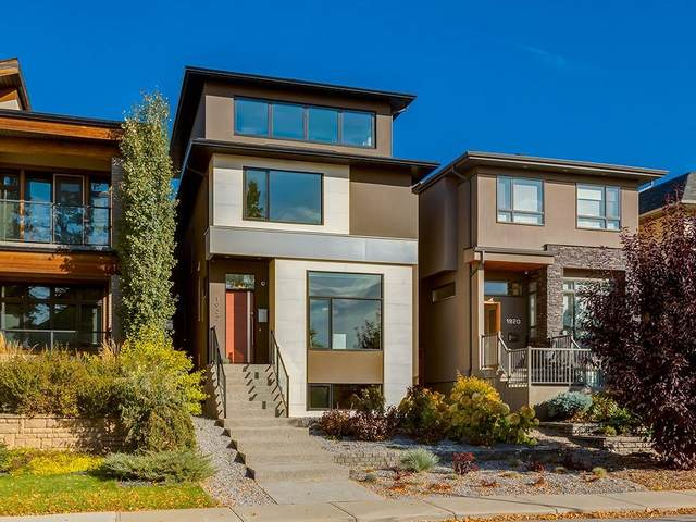 1922 Broadview Road NW, Calgary, AB T2N 3H7 (#C4305189) :: The Cliff Stevenson Group