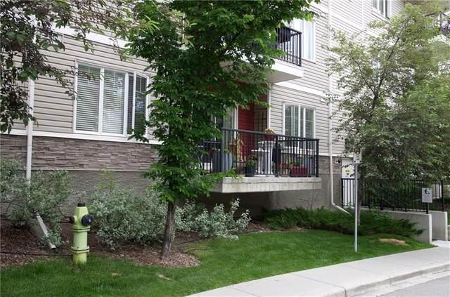 1540 Sherwood Boulevard NW #1103, Calgary, AB T3R 0K5 (#C4305198) :: Redline Real Estate Group Inc
