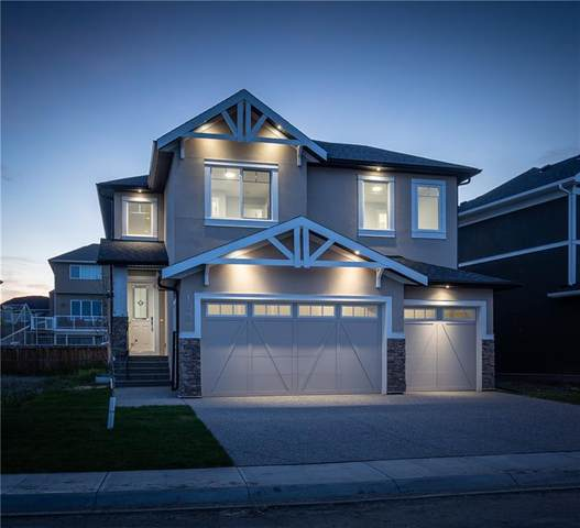142 Kinniburgh Crescent, Chestermere, AB T1X 1Y1 (#C4305200) :: Canmore & Banff