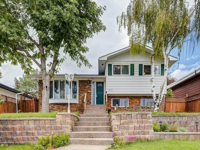 216 Huntford Way NE, Calgary, AB T2K 3Z7 (#C4305212) :: The Cliff Stevenson Group