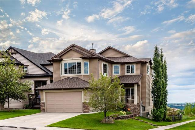 3 Sunset Point(E), Cochrane, AB T4C 0B3 (#C4305214) :: Calgary Homefinders