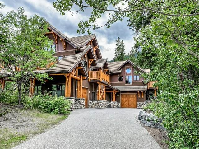 251 Miskow Close, Canmore, AB T1W 3G7 (#C4305218) :: Canmore & Banff