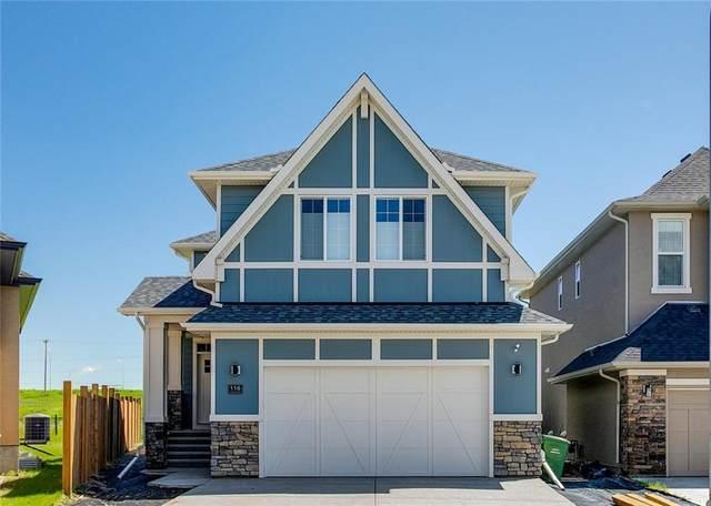 116 Cranarch Crescent SE, Calgary, AB T3M 0J1 (#C4305230) :: Redline Real Estate Group Inc