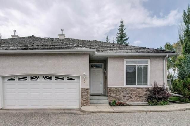 3 Parkridge View SE, Calgary, AB T2J 7H5 (#C4305246) :: The Cliff Stevenson Group