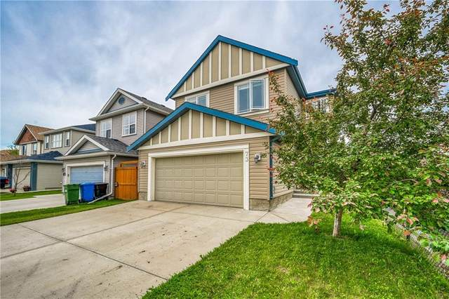 73 Copperstone Close SE, Calgary, AB T2Z 0P4 (#C4305256) :: Calgary Homefinders