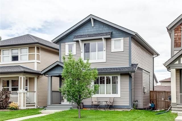 82 Walden Manor SE, Calgary, AB T2X 0N1 (#C4305261) :: The Cliff Stevenson Group