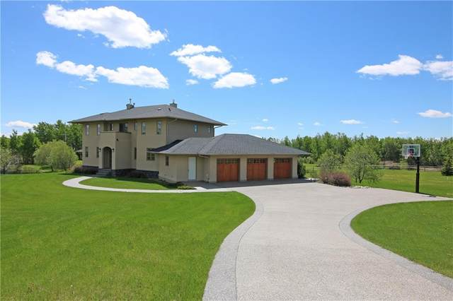 31079 Woodland View, Rural Rocky View County, AB T3R 1G3 (#C4305270) :: Calgary Homefinders