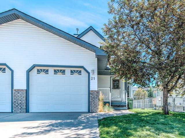 21 Hillview Road, Strathmore, AB T1P 1S7 (#C4305280) :: The Cliff Stevenson Group