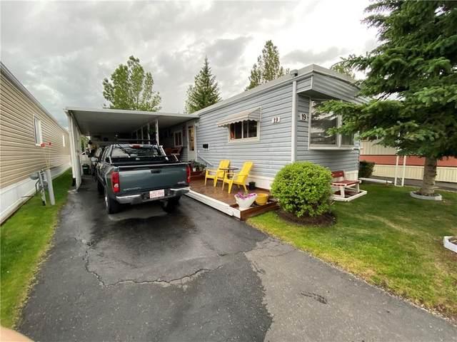 99 Arbour Lake Road NW #19, Calgary, AB T3G 4E4 (#C4305283) :: Virtu Real Estate