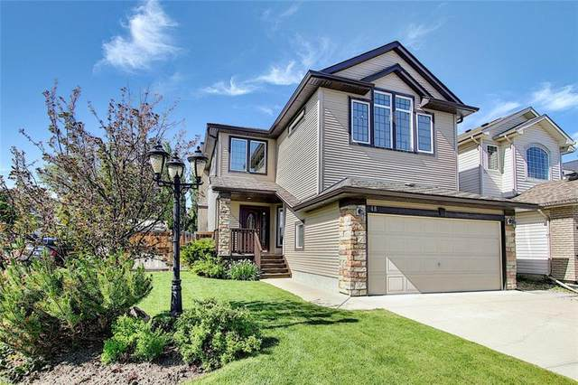 48 Evanscove Heights NW, Calgary, AB T3P 0A4 (#C4305300) :: The Cliff Stevenson Group