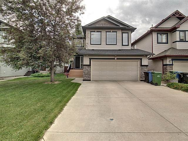 23 Chapala Way SE, Calgary, AB T2X 3S7 (#C4305305) :: The Cliff Stevenson Group