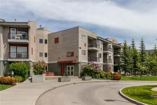 69 Springborough Court SW #111, Calgary, AB T3H 5V5 (#C4305320) :: Canmore & Banff