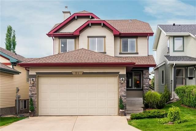 91 Spring Village Lane SW, Calgary, AB T3H 5H8 (#C4305366) :: Canmore & Banff