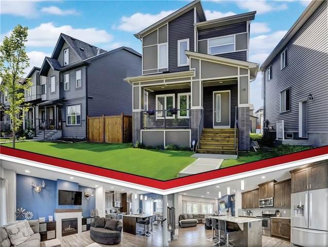 19 Walgrove Terrace SE, Calgary, AB T2X 2H9 (#C4305370) :: The Cliff Stevenson Group
