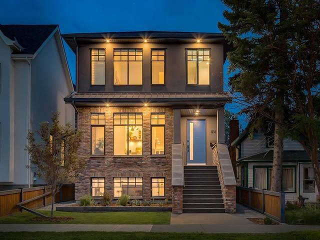 1212 8 Avenue SE, Calgary, AB T2G 0M7 (#C4305382) :: The Cliff Stevenson Group