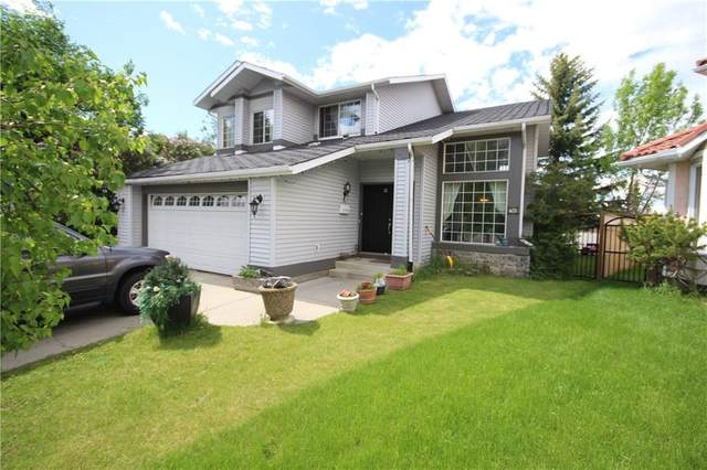 52 Sandringham Close NW, Calgary, AB T3K 3X1 (#C4305389) :: Virtu Real Estate