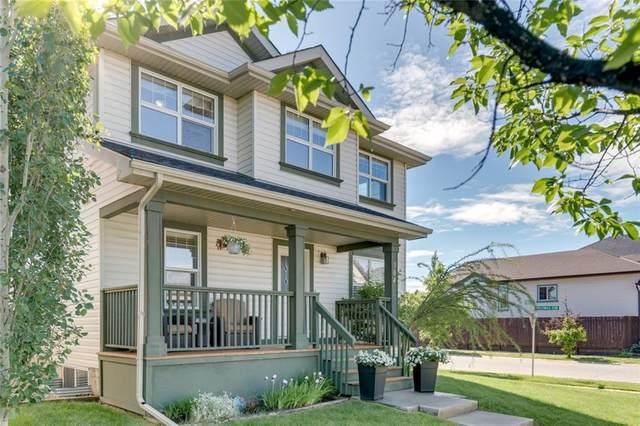 304 Prestwick Terrace SE, Calgary, AB T2Z 4Y6 (#C4305399) :: The Cliff Stevenson Group