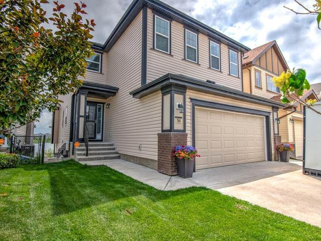 566 Copperpond Circle SE, Calgary, AB T2Z 0X2 (#C4305404) :: Calgary Homefinders