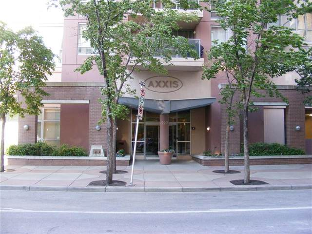 650 10 Street SW #905, Calgary, AB T2P 5G4 (#C4305407) :: Virtu Real Estate