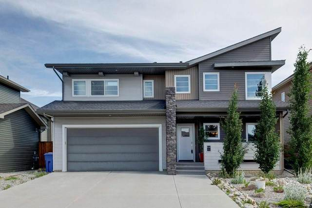 828 Stonehaven Drive, Carstairs, AB T0M 0N0 (#C4305411) :: Team J Realtors