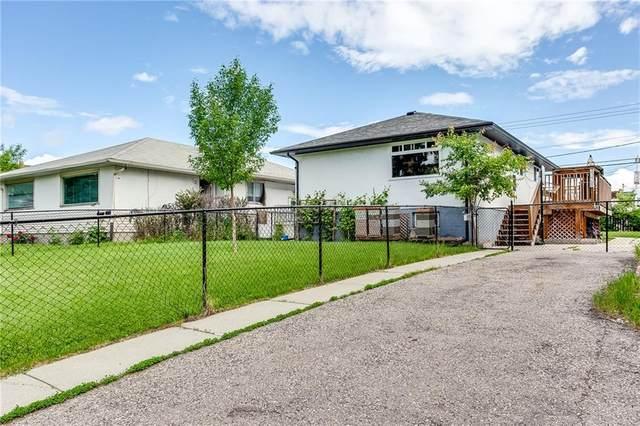 4004 7 Avenue SW, Calgary, AB T3C 0E1 (#C4305424) :: The Cliff Stevenson Group