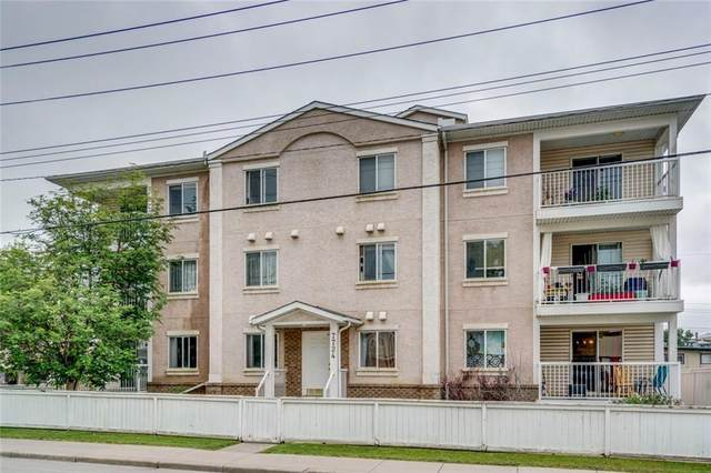 7724 Bowness Road NW #304, Calgary, AB T3B 0H1 (#C4305433) :: The Cliff Stevenson Group