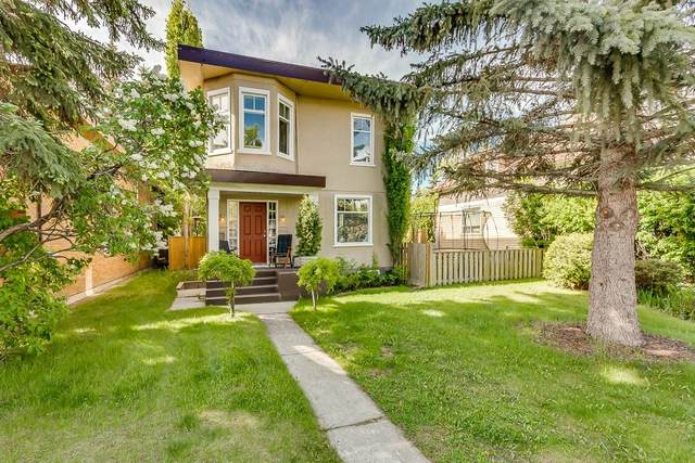 2125 36 Avenue SW, Calgary, AB T2T 2H1 (#C4305458) :: Calgary Homefinders