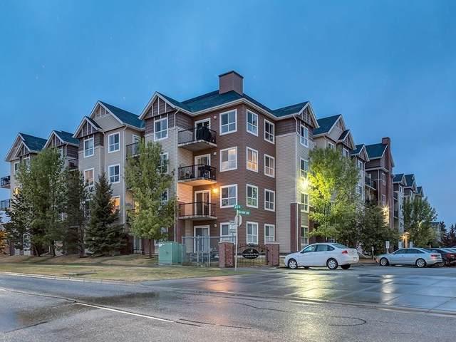 73 Erin Woods Court SE #2304, Calgary, AB T2B 2W2 (#C4305482) :: Redline Real Estate Group Inc