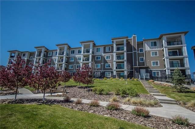 450 Sage Valley Drive NW #3210, Calgary, AB T3R 0V5 (#C4305498) :: Team J Realtors
