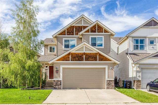 212 Copperpond Circle SE, Calgary, AB T2Z 0R2 (#C4305503) :: Calgary Homefinders