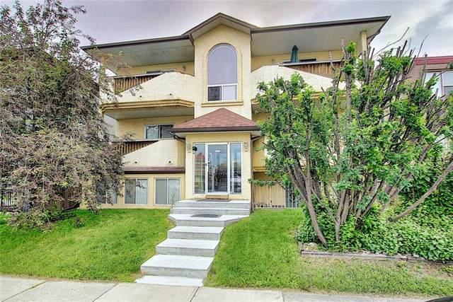 1712 37 Street SE #202, Calgary, AB T2A 1E8 (#C4305536) :: Calgary Homefinders