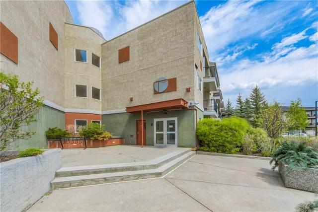 69 Springborough Court SW #233, Calgary, AB T3H 5V5 (#C4305540) :: Canmore & Banff