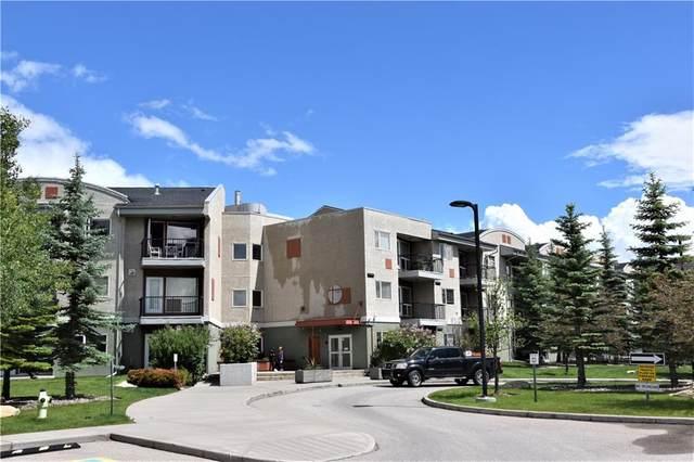 69 Springborough Court SW #105, Calgary, AB T3H 5V5 (#C4305544) :: Canmore & Banff