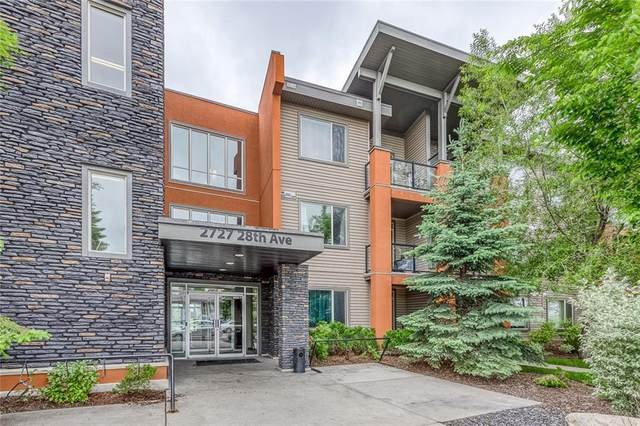 2727 28 Avenue SE #234, Calgary, AB T2B 0L4 (#C4305549) :: Redline Real Estate Group Inc