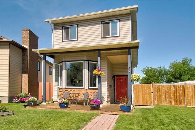 20 Mckenna Mews SE, Calgary, AB T2Z 1W8 (#C4305584) :: Redline Real Estate Group Inc